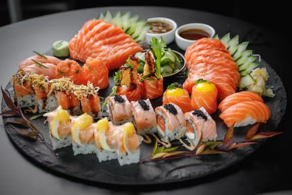 How do you host a sushi party for the Australia Day holiday
