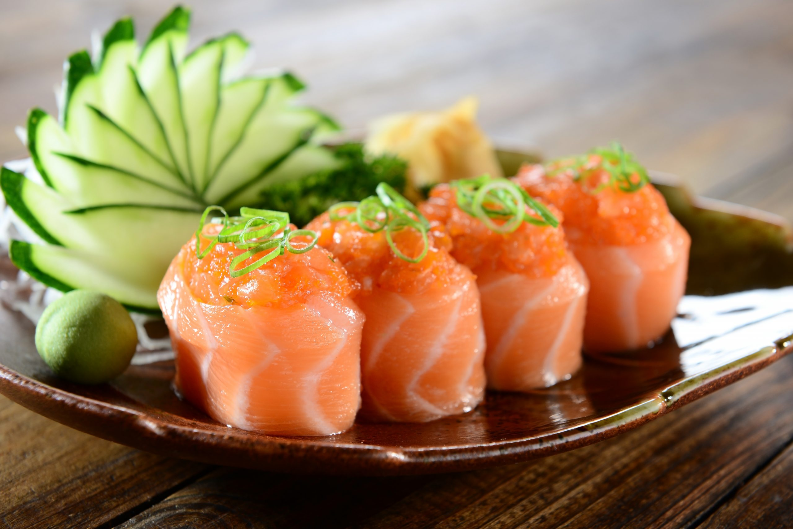 Choose the best Sushi
